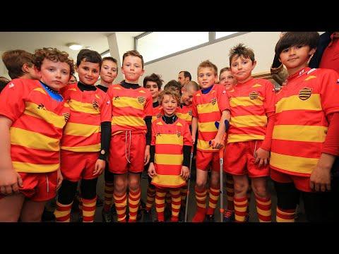 Rugby Amateur : Floirac, des étoiles plein les yeux !