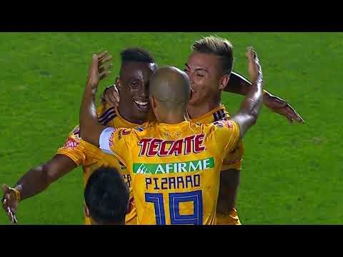 Los goles que llevaron a Tigres al Campeonato del Clausura 2019.