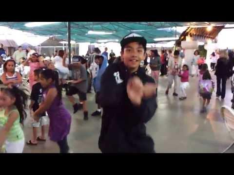 Dancing Marc