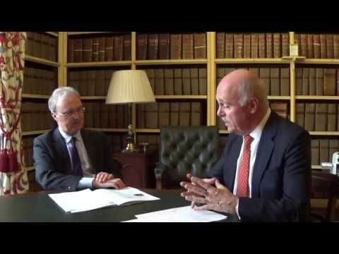 Lord Pentland's interview with James Wolffe QC