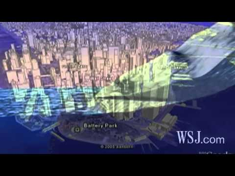 Rising Sea Levels Putting New York City at Risk