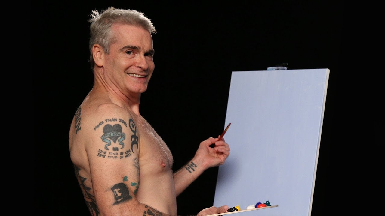 Image result for henry rollins
