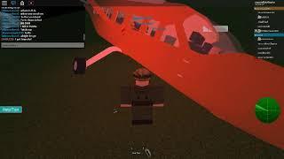 Um sobrevivente ' s Oddesy em Roblox PI. OT treinamento Rescue Squadron
