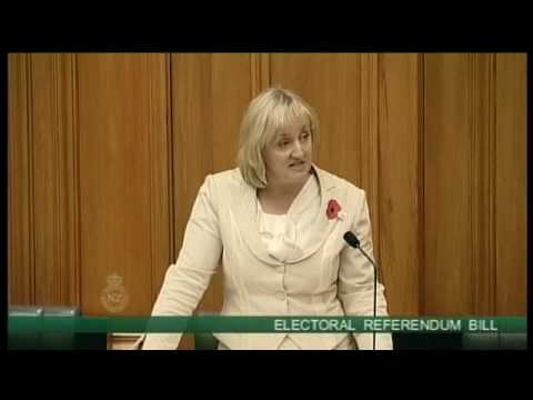 Electoral Referendum Bill - First Reading - Part 3