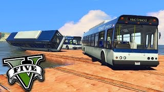Video GTA V Online: A ENTREGA do ÔNIBUS! (Captura no GTA) download MP3, 3GP, MP4, WEBM, AVI, FLV Juli 2018