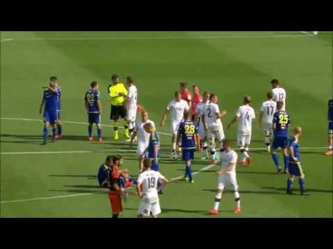 FC Vysočina Jihlava - FC Viktoria Plzeň 1:2 |1. kolo| ePojisteni.cz Liga