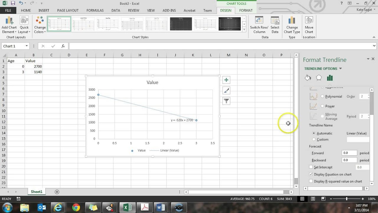 Drawing Lines Excel : Drawing a line in excel youtube