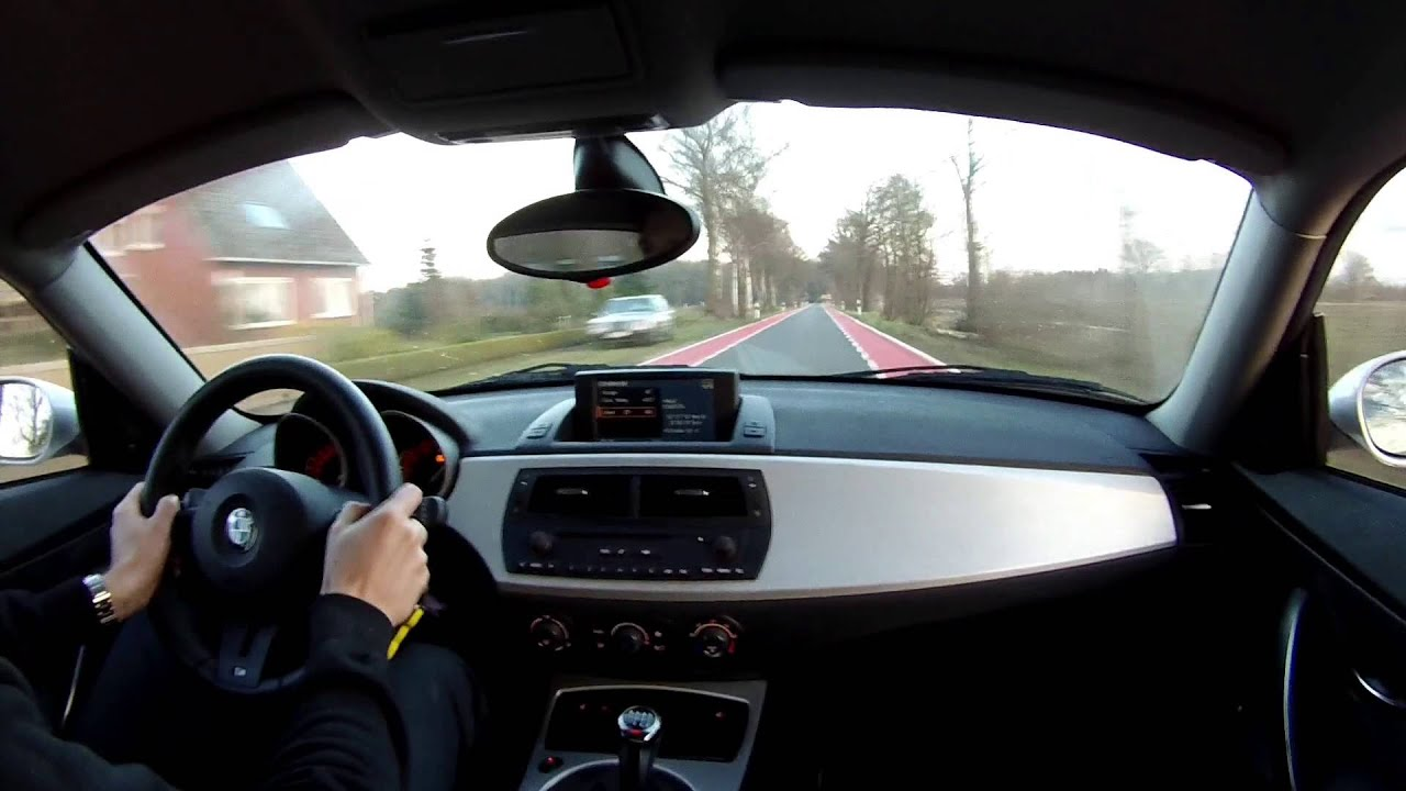 Bmw Z4 3 0si Coupe Acceleration Test Doovi