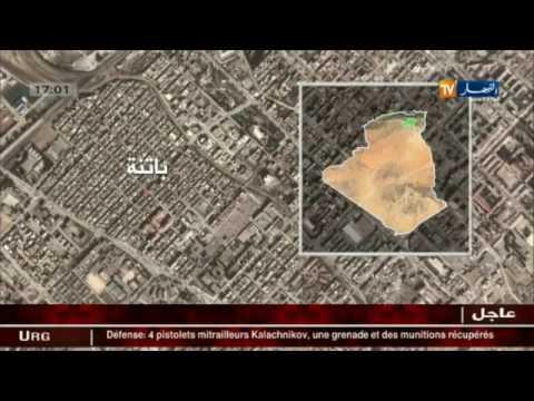 Cinq terroristes abattus par l'armée dans la région de Batna