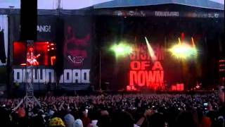 System Of A Down - B.Y.O.B. (Live at Download Festival, UK 2011)