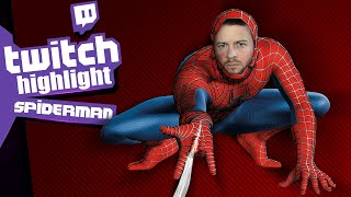 DOMTENDO ist KOMPLETT LOST als SPIDERMAN | Domtendo Twitch Highlight | Cutter @Dr Zugriff