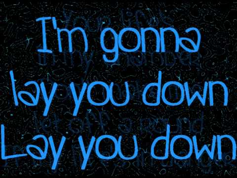 Tyga- Lay You Down Featuring Lil Wayne & D.A. Wallach (of Chester French)[Lyrics On Screen]