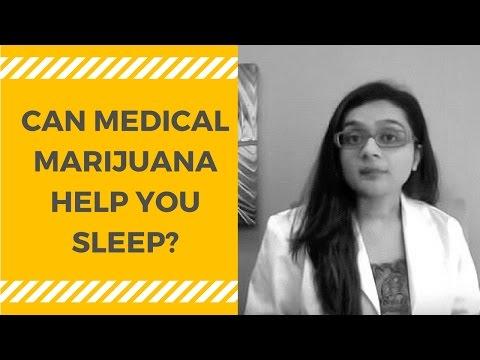 Medical Marijuana (Cannabis) for Sleep (Insomnia)
