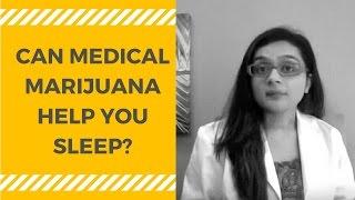 Medical Marijuana (Cannabis) for Sleep (Insomnia) 💤