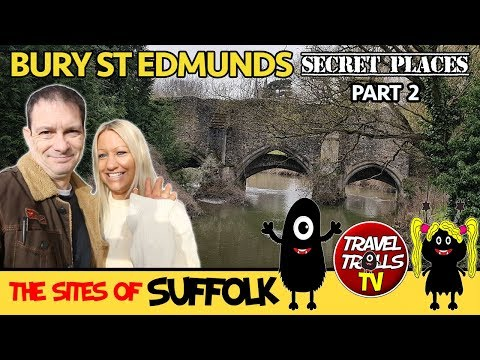Best Tour Of Bury St Edmunds EVER! Part 2