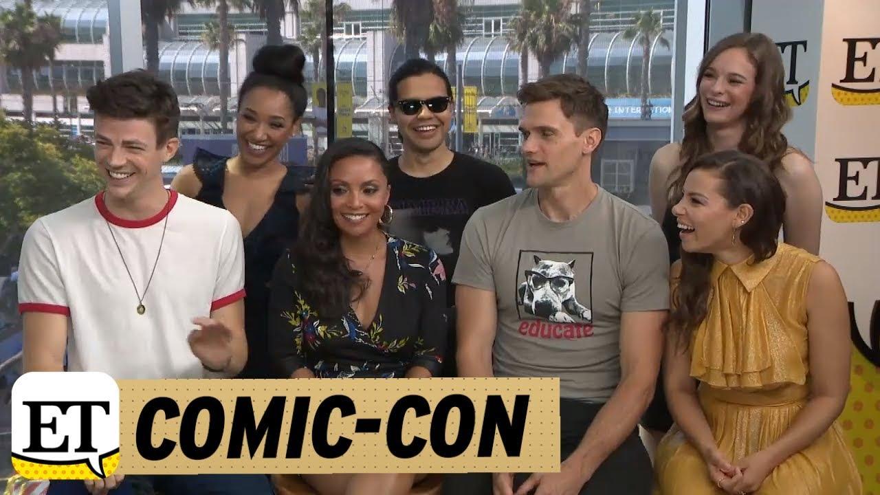 Flash Cast