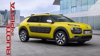 Ruote in Pista n. 2249 - Alfonso Rizzo prova Citroën C4 Cactus - del 7-7-2014