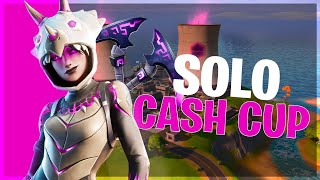 Solo Cash Cup (36 pts)