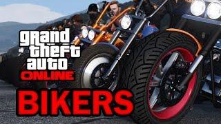 Обновление GTA Online: Байкеры. Полный обзор Обновления.