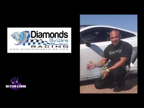 Episode 085 - Gidi Chamdi of Diamond by Wire Racing