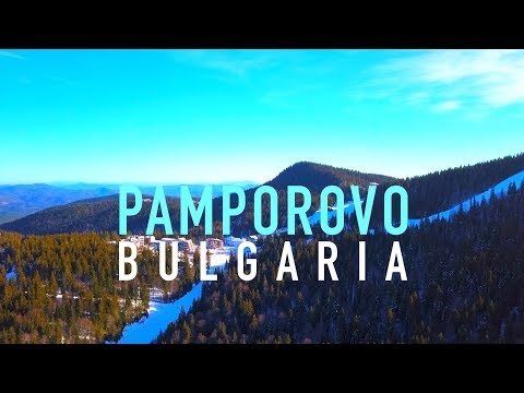 LEARNING TO SKI IN PAMPOROVO, BULGARIA