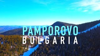 Bulgaria Skiing - LEARNING TO SKI IN PAMPOROVO, BULGARIA