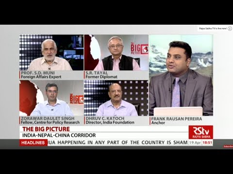 The Big Picture : India-Nepal-China Corridor