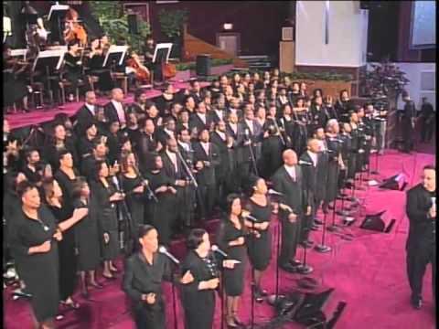 """""""I'll Praise"""" (Video) Fred Hammond & Straight Gate Mass Choir (2004)"""