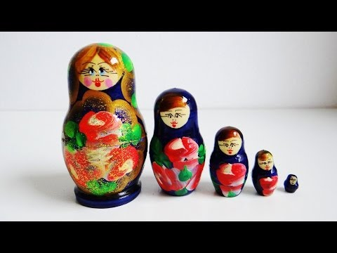 Matryoshka Doll Surprise