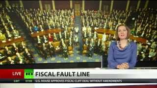FISCAL CLIFF 2013: House of Representatives NEW DEAL still no RELIEF to struggling AMERICANS