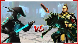 Shadow fight 3 HOW TO BEAT POSSESSED EMPEROR EASILY | IMPOSSIBLE LEVEL