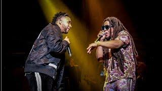 Don Omar & Tego Calderon - BANDOLEROS en Vivo  | Mega Bash 2018