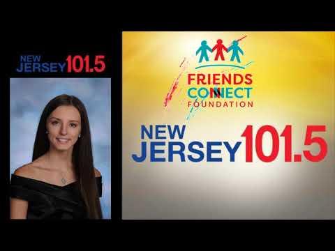Sophia on NJ 101 5