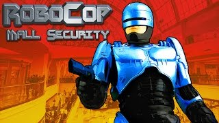 Robocop: Mall Security