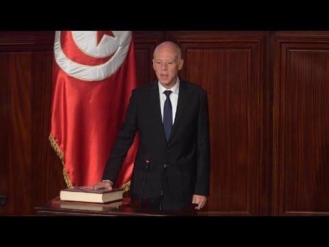 الرئيس التونسي سيحل البرلمان وسيدعو لانتخابات مبكرة إن لم يمنح النواب الثقة لحكومة الفخفاخ  - نشر قبل 6 ساعة