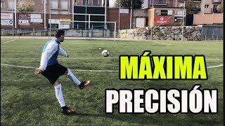 Como Chutar Con Mucha Precisión En Fútbol - Patear Con Precisión Messi