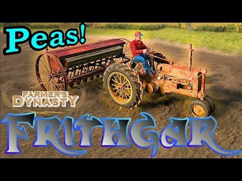 Let's Play Farmer's Dynasty #20: Planting Peas!