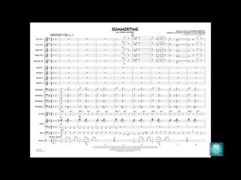 Summertime by George Gershwin/arr. Michael Sweeney
