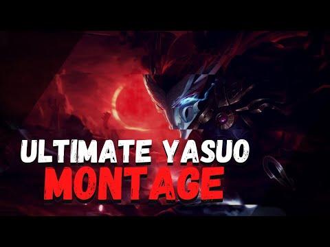 ULTIMATE YASUO MONTAGE || BLOOD MOON