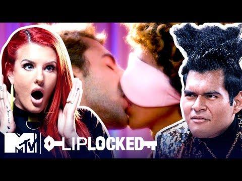 Straight Guys Take the Kissing Challenge 👨❤️💋👨 Lip Locked  MTV