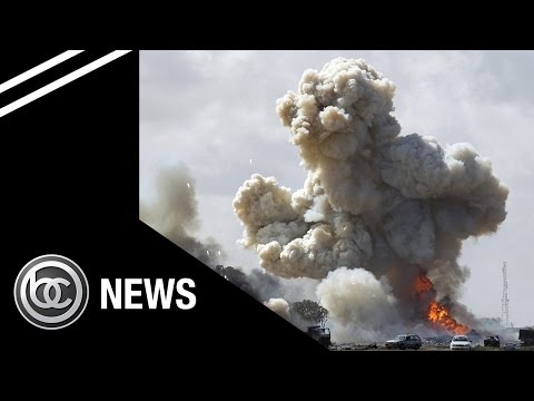 BREAKING NEWS: France Attacks ISIS Strongholds in Syria