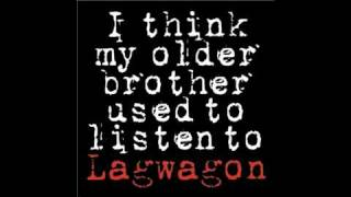 Watch Lagwagon Live It Down video