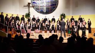 Amphion Youth Choir 2014 - Ute Sundance
