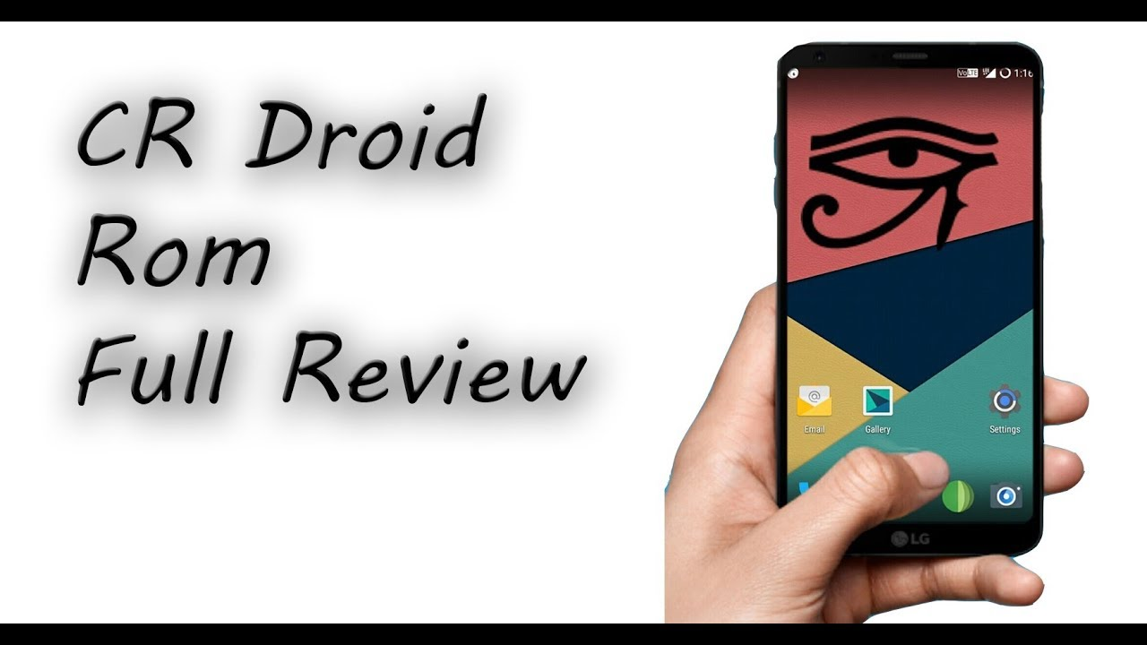 CR Droid Rom Full review | Android Master