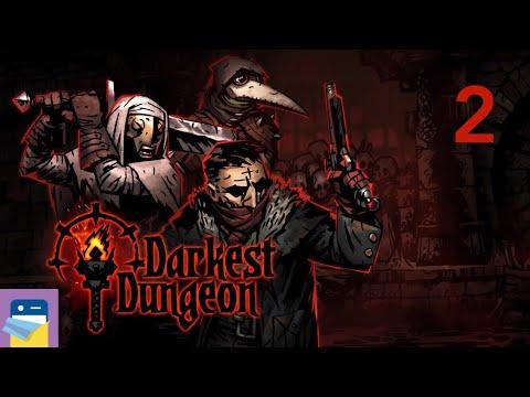Darkest Dungeon Tablet Edition: iOS iPad Gameplay Walkthrough Part 2 (by Red Hook Studios)