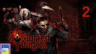 Darkest Dungeon Tablet Edition: iOS iPad Gameplay Walkthrough Part 2 (by Red Hook Studios)