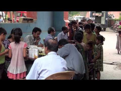 Free health check up camp at West Port Police Station 18 08 13 PART 4