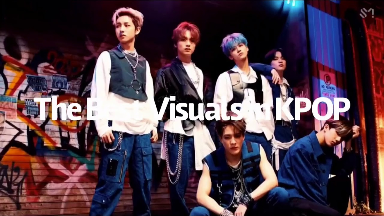 The Best Visuals in KPOP