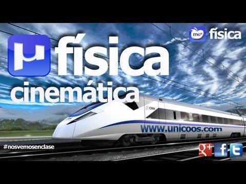 FISICA MRU 02 SECUNDARIA (4ºESO) Movimiento Rectilineo Uniforme