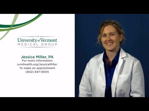 Jessica Miller PA, Orthopedic Spine Physician Assistant - Burlington VT, The UVM Medical Center